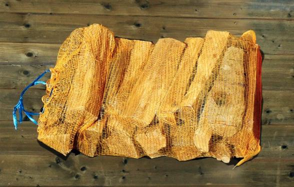 1 Sack Kaminholz Buche trocken (kammergetrocknet), 22dm³